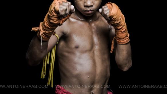 Boxeurs Khmers
