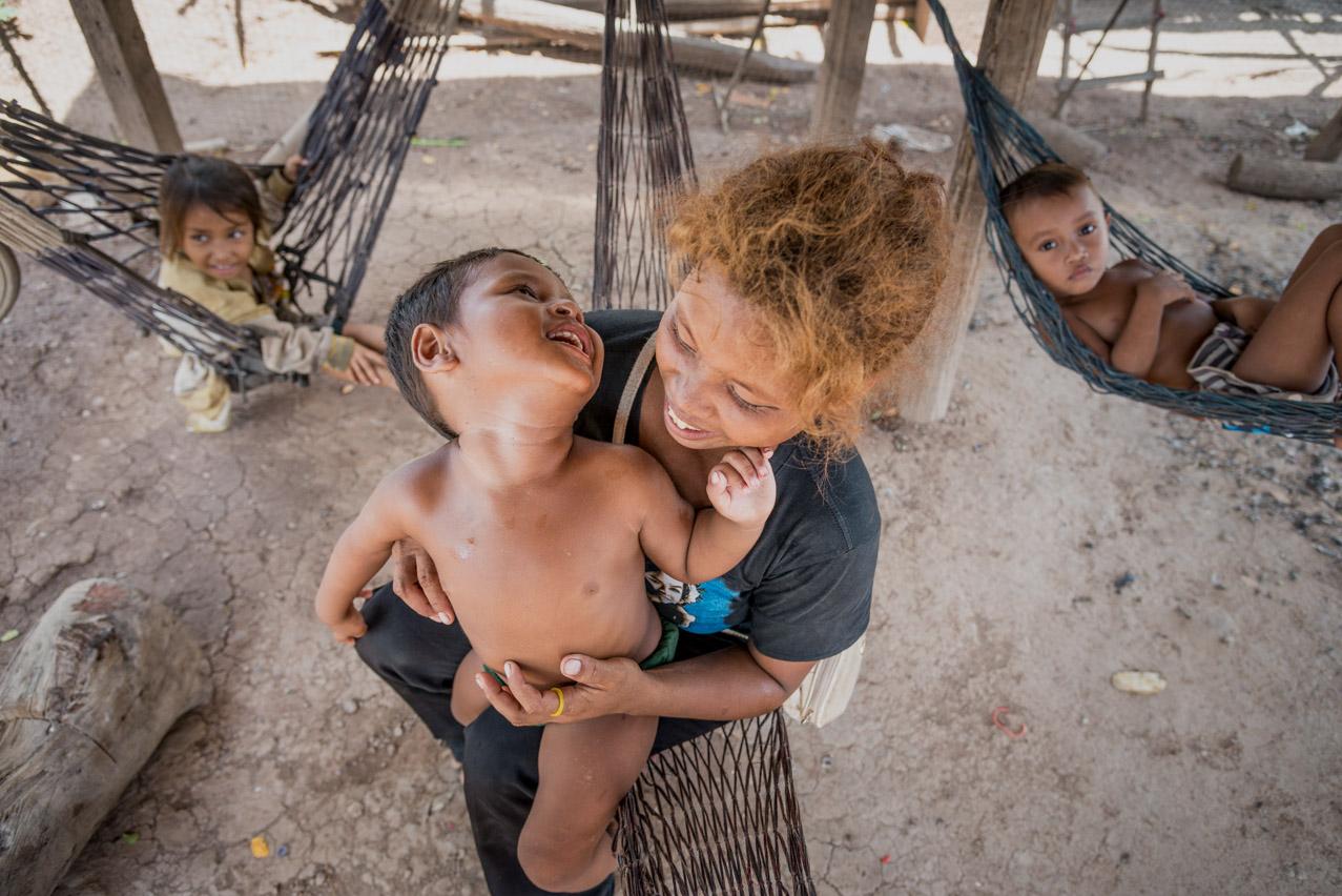 Le double isolement, la santé mentale infantile au Cambodge