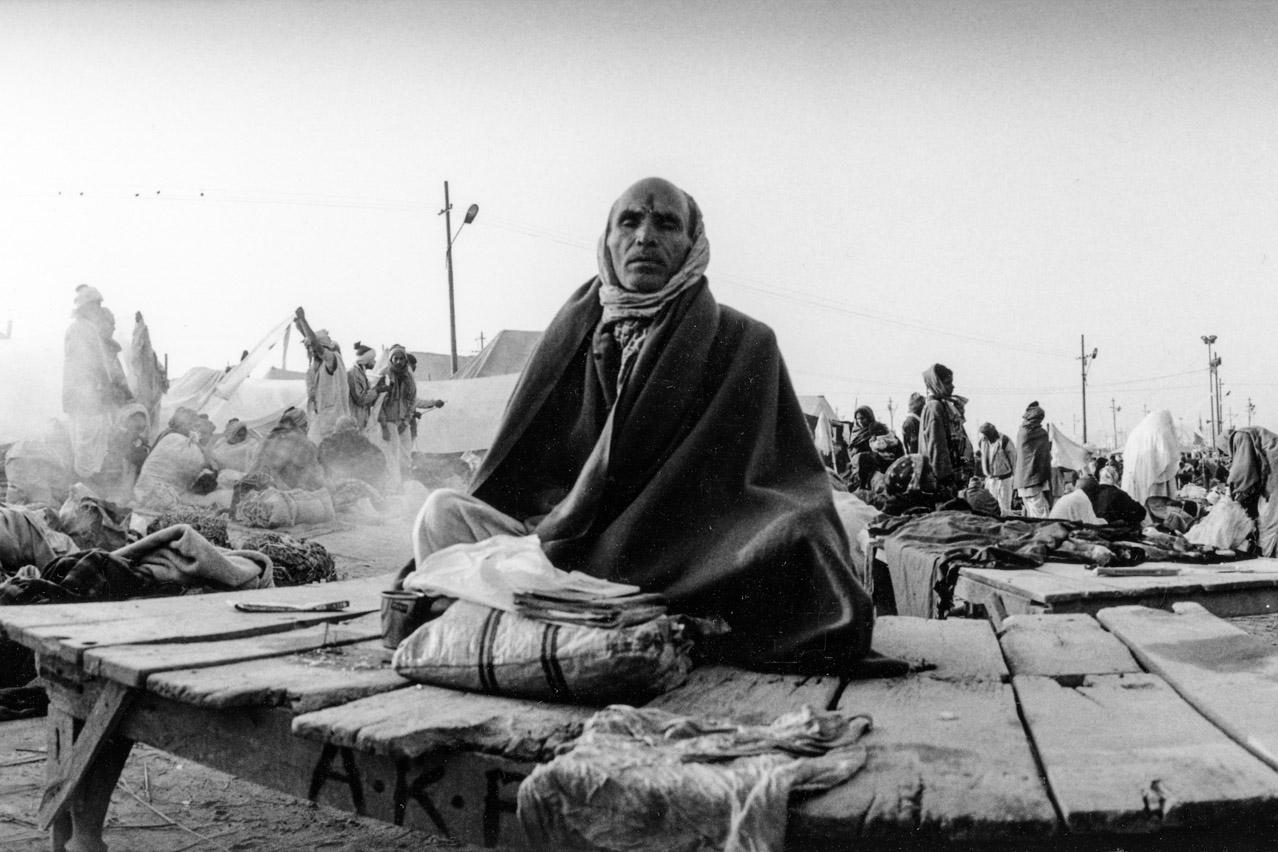 Traversée, sur la route de la Kumbh Méla