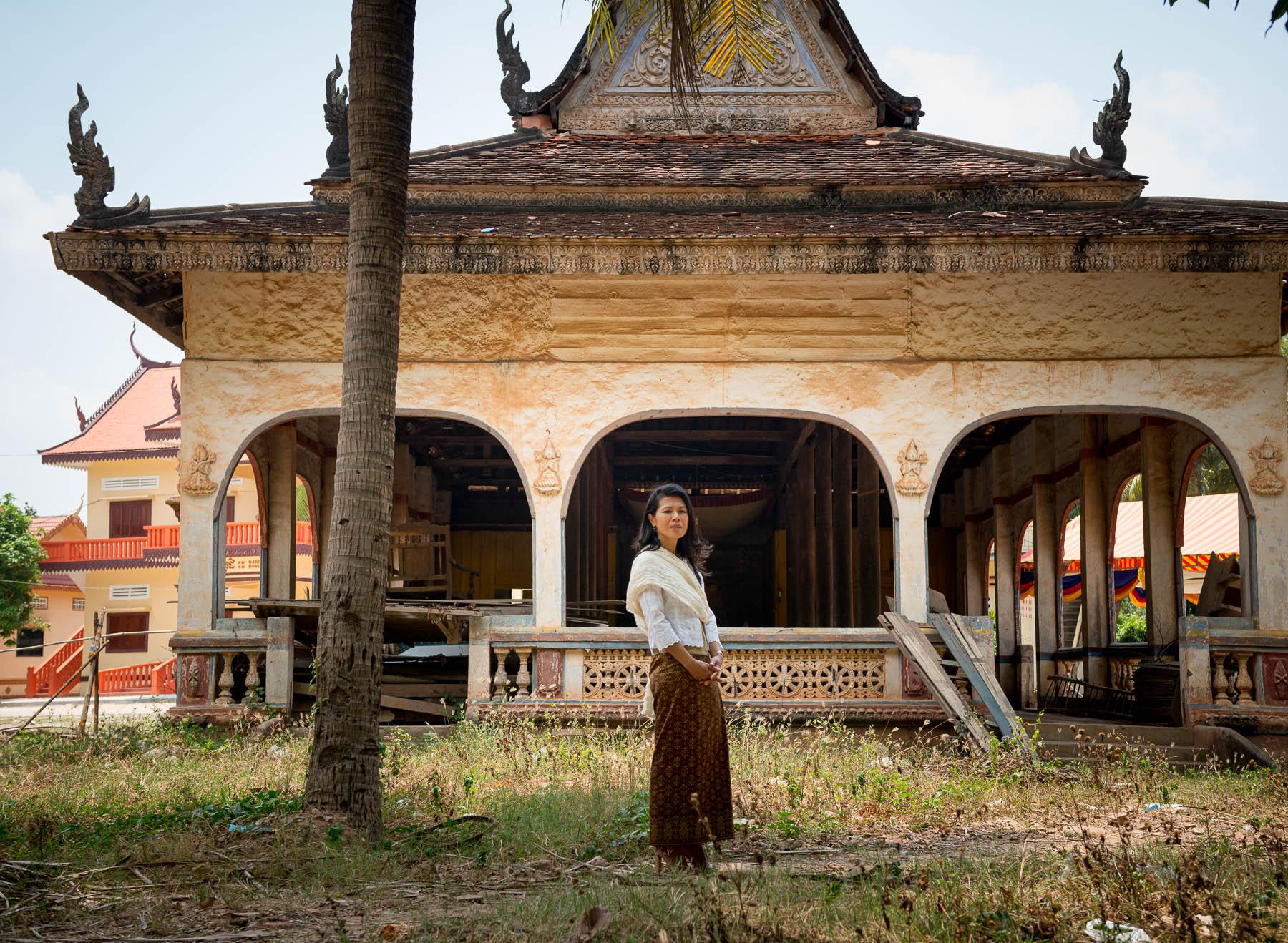 Retour aux Killing Fields – Portrait de Theary Seng